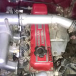 Nissan BD25 diesel engine
