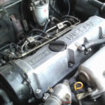 Nissan LD20 engine
