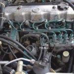 Nissan SD22 diesel engine