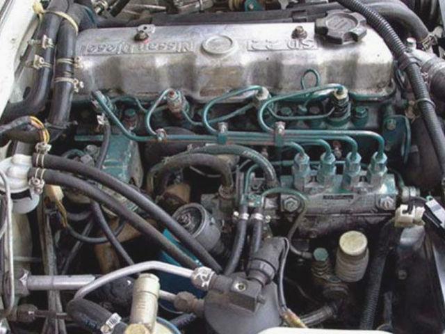 List of Nissan diesel engines: model code, power output