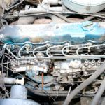 Nissan SD33 engine