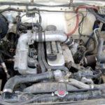 Nissan TD27 diesel engine