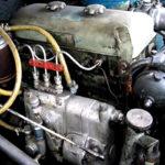 Nissan UD3 engine
