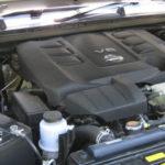 Nissan V9X diesel engine