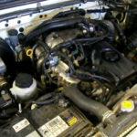 Nissan ZD30 diesel engine