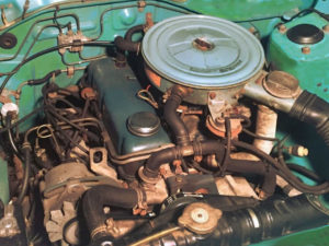 Nissan A14 engine