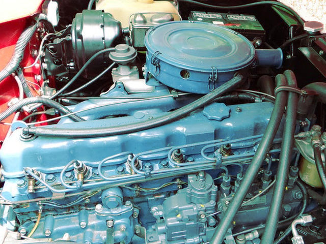Nissan SD33T (3 3  L) turbo diesel engine: specs and review