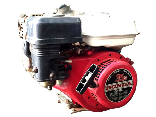 Honda gx110 3 5 hp engine review and specs for 5 hp motor specification