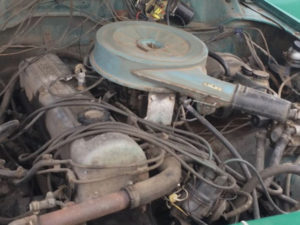 Nissan L28 engine