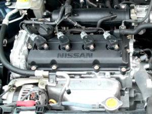 Nissan QR20DE engine