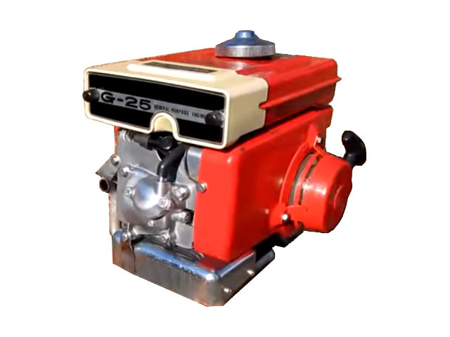 Honda g25 2 5 hp small general purpose engine review for 5 hp motor specification