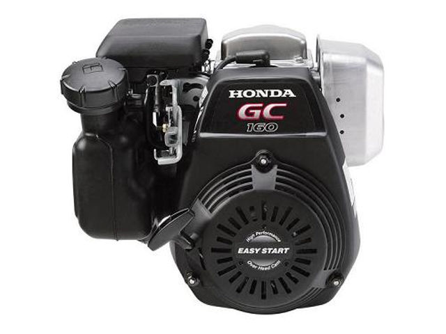 Honda GC160 (5 0 HP) small engine: review and specs