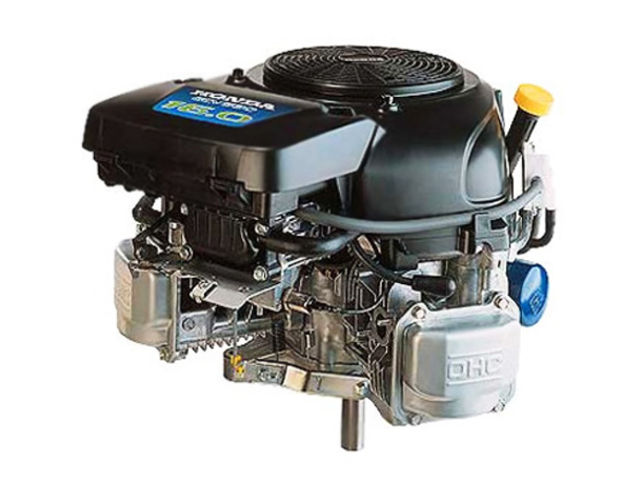 honda gcv530 16 hp v twin small engine with vertical