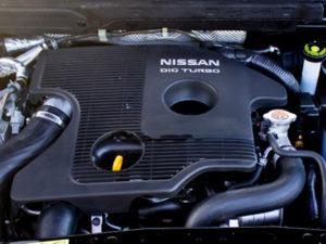 Nissan MR16DDT / Renault M5M