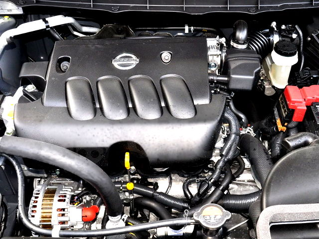 Nissan MR20DE Renault M4R 2 0 L Engine Review And Specs