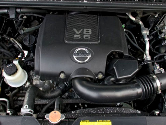 Nissan VK56DE (5.6 L) V8 engine: review and specsEngine Specs