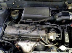 Nissan CG13DE, 1.3 l