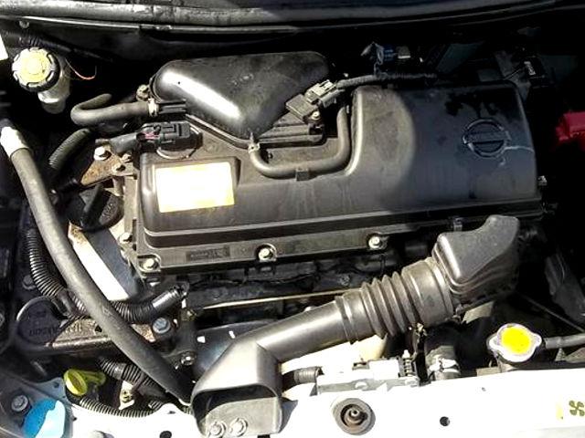 Nissan CR14DE (1 4 L) engine: review and specs, horsepower and torque