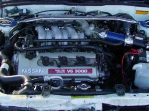 Nissan VE30DE