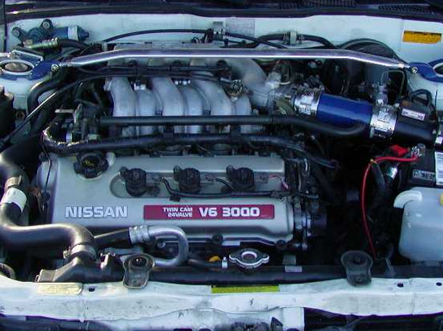 List of Nissan engines: Gasoline (Petrol) and Diesel