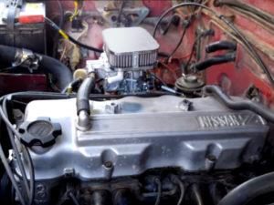 Nissan Z22S engine