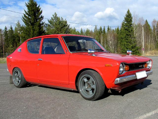 L  Cylinder Car For Sale