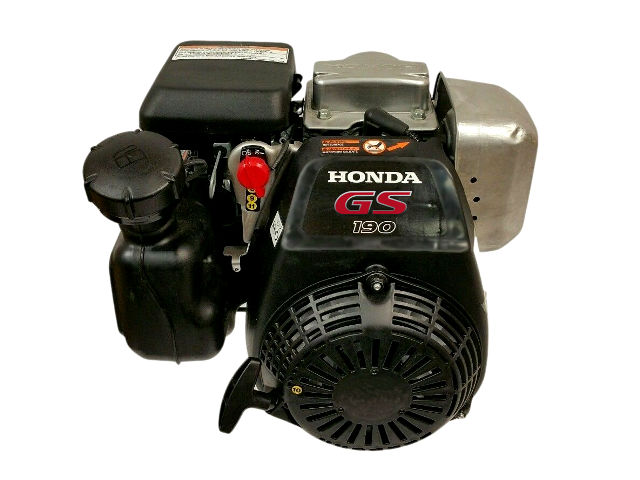 Honda gs190 5 2 hp small engine with horizontal shaft for 5 hp motor specification