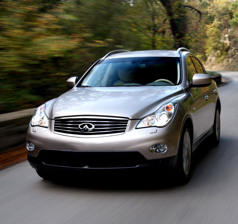 List of Infiniti Cars & Vehicles: model, engine, production