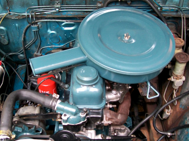 Nissan J15 (1 5 L) carbureted engine: specs and review