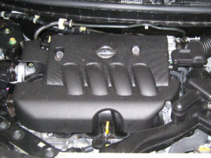 Nissan MR18DE engine