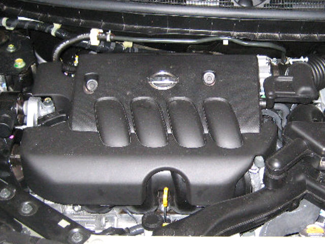 Nissan MR18DE (1 8 L) engine: review and specs, power and