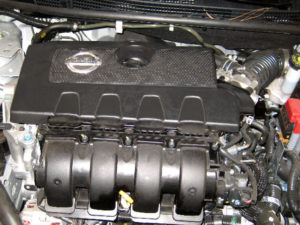 Nissan MRA8DE