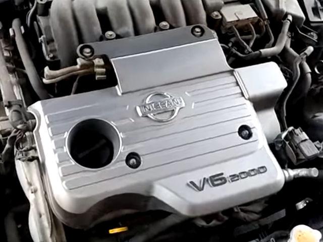 Nissan VQ20DE (2.0 L) engine: review and specs, power and torque, service  dataEngine Specs