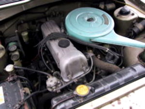 Nissan L14 engine