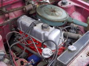 Nissan L18 Single-carb engine