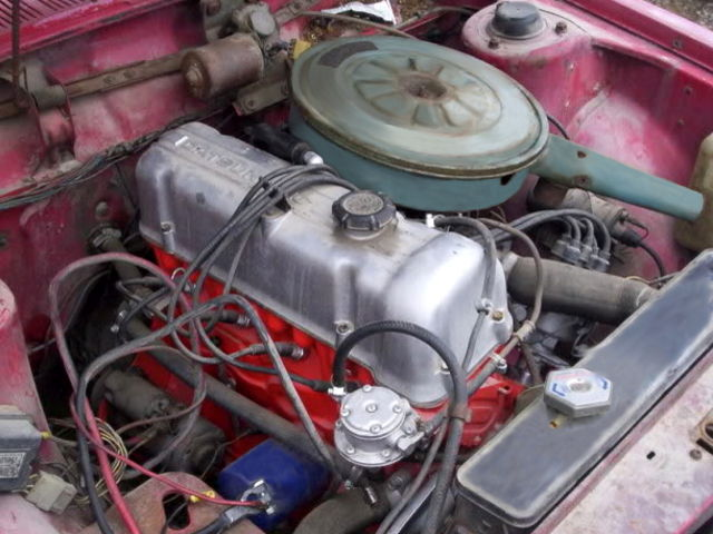Nissan / Datsun L18 (1 8 L) Single-carb engine: specs and