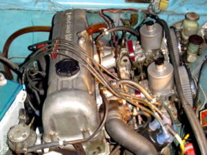 Nissan L20B engine