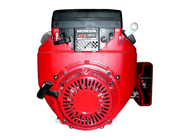 Honda GX610 U1 / R1 (16 6 HP, 12 4 kW) V-tiwn engine: review