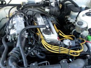 Nissan CA20E