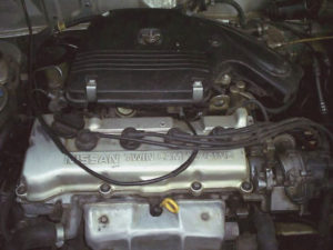 Nissan GA13DS