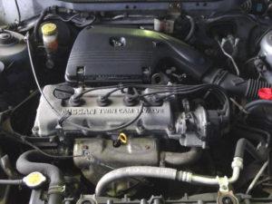 Nissan GA16DS