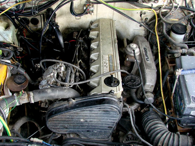 Nissan RD28T (2 8  L) turbo diesel engine: specs and review
