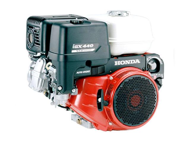 Honda iGX440 (12 7 HP, 9 5 kW) engine with electronic governor