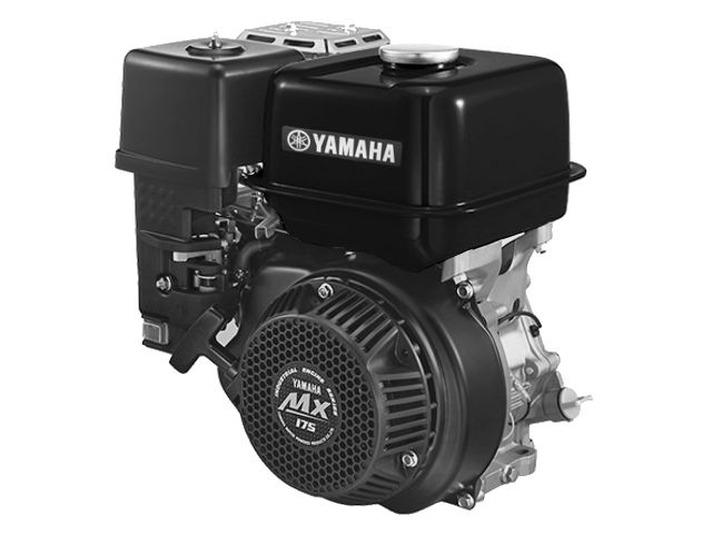 yamaha mx175 4 9 hp 3 6 kw general purpose engine review and specs