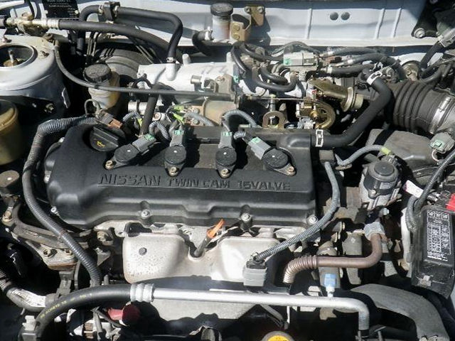 Nissan Qg18de  1 8 L  Engine  Specs And Review  Service Data
