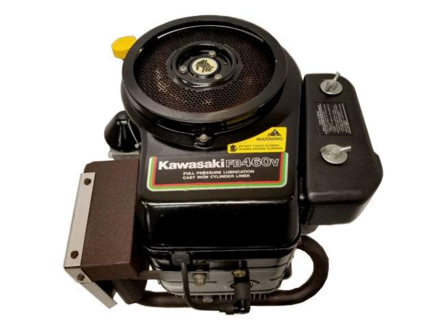 Kawasaki FB460V: 460 cc (12 5 HP) vertical shaft engine