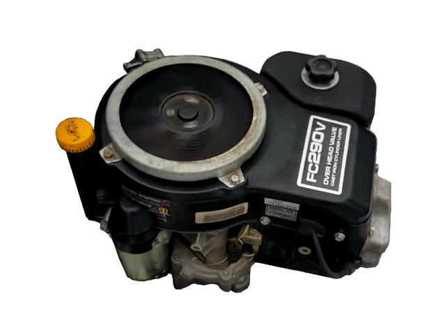 Kawasaki FC290V (9 0 HP) small vertical engine: review and