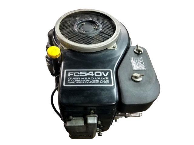 Kawasaki FC540V (17 0 HP) small vertical engine: review and