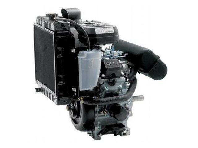 Kawasaki FD661D (617 cc, 22 0 HP) water-cooling engine