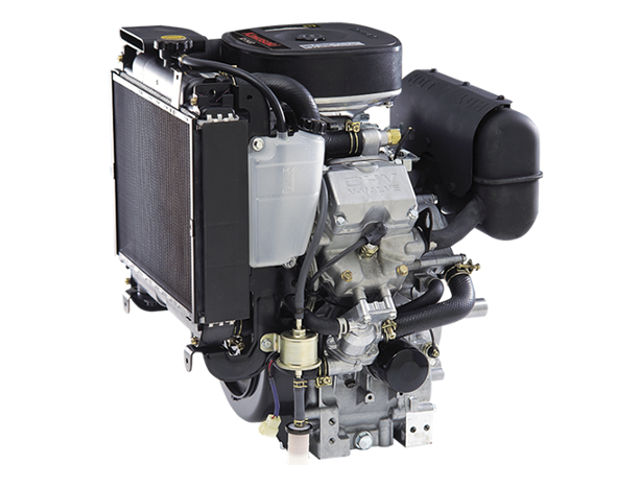 Kawasaki FD750D (745 cc, 27 0/25 0 HP) water-cooling engine